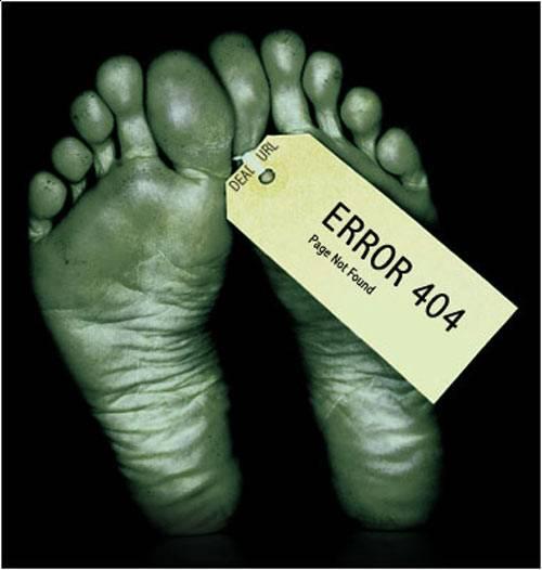 عکس های پای مرده